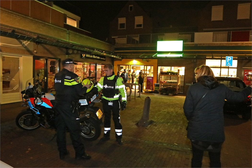 2016 11 04 0313 Loon op Zand Oranjeplein overval