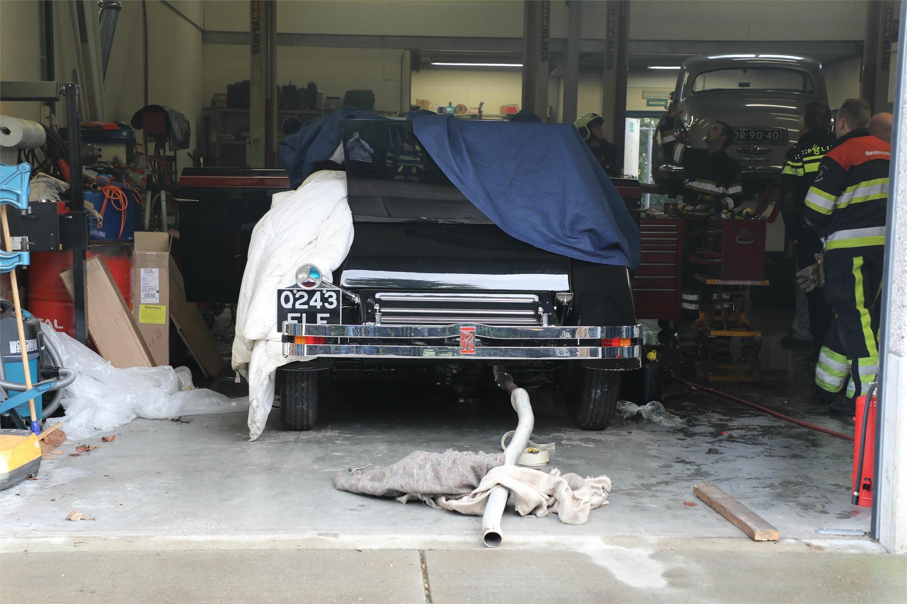 Garage Van Vlijmen : Fpmb en brandweerfotograaf erik haverhals vlijmen